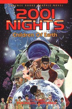 Children of Earth (2001 Nights, Vol. 3) by Yukinobu Hoshino