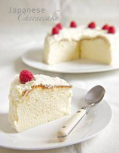 20110328 Cheesecake japonés 1