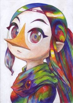 Medli Legend of Zelda...whoa this is beautiful. Wish I could give credit to the artist - such a great job!