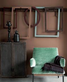 burgundy - kleurenschema slaapkamer