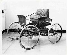 1894 Haynes Pioneer auto