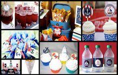Hen Party Themes | Nautical Theme | Hen Party Ideas
