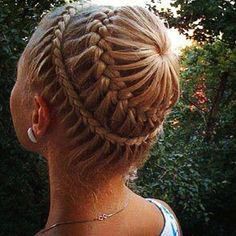 updos for fine thin hair - Google Search
