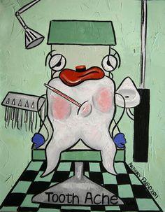 Tooth Ache www.pecanparkdental.com