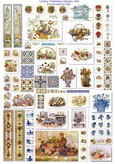 Tiles - Miniaturas Magazine 2008