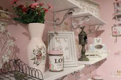 Is it a room you are longing for- pink color is full of everywhere and warm your heart after a tired working day.