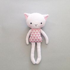 Cat rag doll Plush c