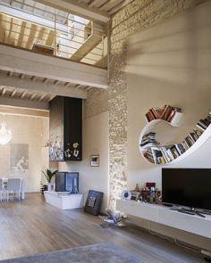 Ristrutturazione casa nel centro storico di Lucca
