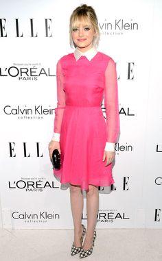 Emma Stone from 2012 Elle Women in Hollywood Gala | E! Online