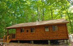 Sal J. Prezioso Mountain Lakes Park in Westchester - Yurt village rental for large groups available