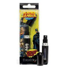 Travalo Perfume Atomiser - Justice League - Batman