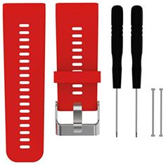 Meiruo Replacement Watch Band for Garmin vívoactive HR ** Click image to review more details. (This is an affiliate link and I receive a commission for the sales)