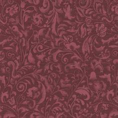 3809 - Arabesco Cereja da Fabricart Tecidos