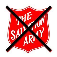 Salvation Army thinks LGBT parents should be put to death - Blitz & Shitz
