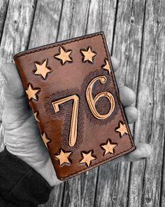 1776 card wallet. Custom wallet #leathercraft #fashion #mensfashion #handmade #propergentleman