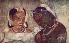 The Ajanta cave murals: 'nothing less than the birth of Indian art'