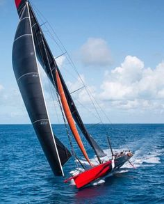 Our friends from @yachtsofnewport are already covering the #rorccarribean600 race check the profile @teamcomanche on the shot during the 8th edition of #rorc600 with a record 70 yacht fleet for the start.  Photo credit: Emma Louise Wyn Jones  #sailing #yachting #sails #sail #northsails #wind #waves #sailboat #maxiyacht #supermaxi #superyacht #yacht #sport #racing #yachtracing #crew #sailingstagram #secretsailing #comanche #teamcomanche #comanche100 by secretsailing