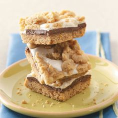 S'more+Bars Nut Free