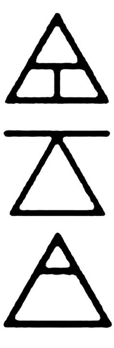 tiny glyph tattoo :: bottom to top :: Explore, Challenge, Create :: life of an artist