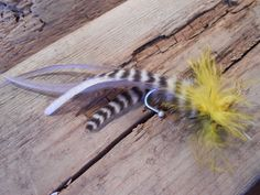 The EAGLE LAKE Collection.Tie Fly Boutonniere ButtonHole by TieFly