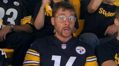 PITTSBURGH DAD: AT THE STEELERS GAME