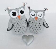 Amigurumi Owl - FREE Crochet Pattern / Tutorial