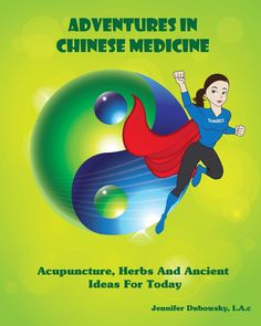Have you read my book? It is a wonderful introduction to Chinese Medicine.