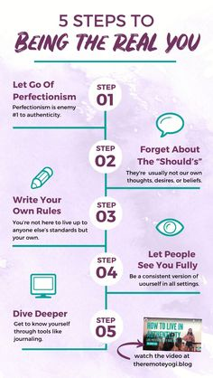 What keeps us from being our true self? Old patterns of fear, perfectionism, and comparing ourselves to others. Watch this presentation on how to bust down perfectionism in order to be authentic. Holistic Wellness, Holistic Healing, Health And Wellness, Mental Health, Health Tips, Spiritual Coach, Motivation Inspiration, Yoga Inspiration, Yoga Quotes