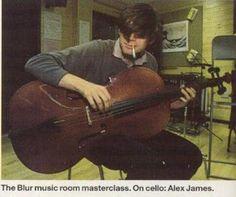 Alex James (Blur)