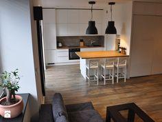 kuchnia + salon - zdjęcie od olafredowicz