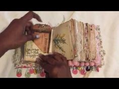 Junk journal: TimHoltz Vintage - YouTube