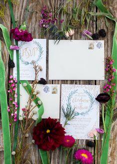 wedding stationery @weddingchicks