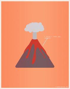Posters divertidos de Nerds Apaixonados | Des1gn ON - Blog de Design e Inspiração.