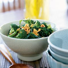 A delicious broccoli salad full of crunch and flavor! #healthy #recipe | health.com