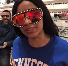 fdbeea9642 Cardi B Sunglasses