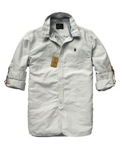 Scotch & Soda shirt.