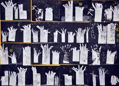 Reggio Children, Weather Lessons, Illustration Art, Paper, Winter, Crafts, 4 Kids, Trees, Education