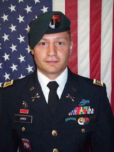 Capt. Jason Benjamin Jones, 29, of Pottsville, Pennsylvania, died June 2, 2014 of wounds received from small-arms fire fight in Nangarhar Province, Afghanistan.......He was assigned to Company C, 1st Battalion, 3rd Special Forces Group (Airborne), Fort Bragg, N.C., and was deployed in support of Operation Enduring Freedom. This was Jones' second deployment in support of Overseas Contingency Operations....