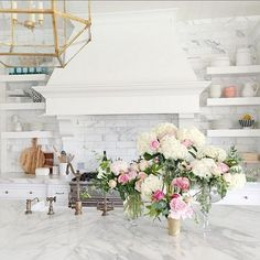 Kitchen and Bathroom Design Ideas - from Rach Parcell of Pink Peonies home
