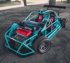 High Power Cars - Power Is Never Enough Kit Cars, Dh Velo, Homemade Go Kart, Go Kart Plans, Tube Chassis, Diy Go Kart, Drive In, Bmw Autos, Drift Trike