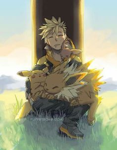 Spark<<< I'm a loyal Team Mystic, but wow he is adorable! X3