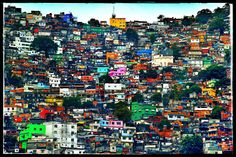 World Cup 2014: Pictures Of The Day Tuesday 10th June 2014 Rocinha Favela - Ready for the World Cup?