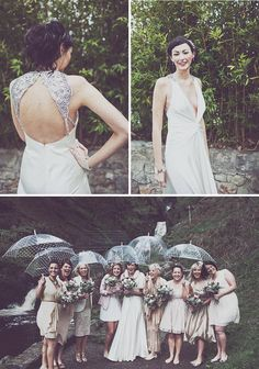 Jenny Packham does wedding dresses so well.