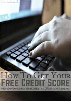Where To Get Your Free Credit Score - Just like your home, your finances need to be cleaned up regularly. Learn where you can get your free credit score. How To Fix Credit, Check Your Credit Score, Free Credit Score, Improve Your Credit Score, Rebuilding Credit, Best Loans, Credit Card Application, Credit Bureaus, Credit Rating