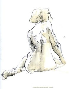 life kristine | by James Rose | life drawing