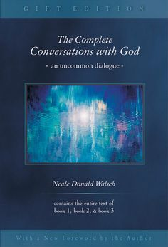 The entire Conversations with God series by Neale Donald Walsh changed my life and helped me relax about issues of Faith and Life and how it works.