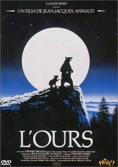 First movie I saw at the cinema - The Bear