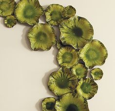ceramic lotus leaf collection  Soo Lovely