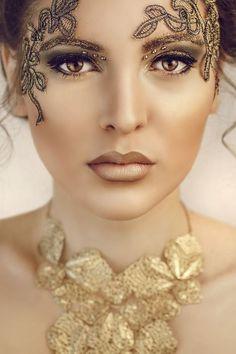 Golden Goddess by Nađa Berberovic-Dizdarevic on 500px