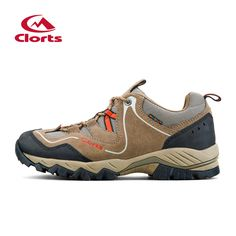 Hiking Shoes Suede Leather Clorts Outdoor Waterproof Shoes-HKL-826D